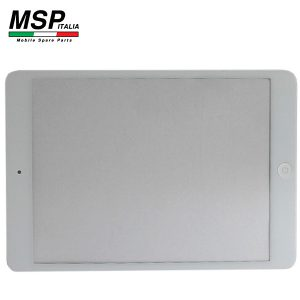 Vetro Touch Screen con Tasto Home Best Quality Apple iPad 3 (bianco / white)