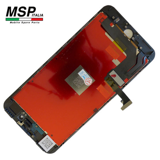 Display LCD Vetro touch Best Quality iPhone 7 Plus nero