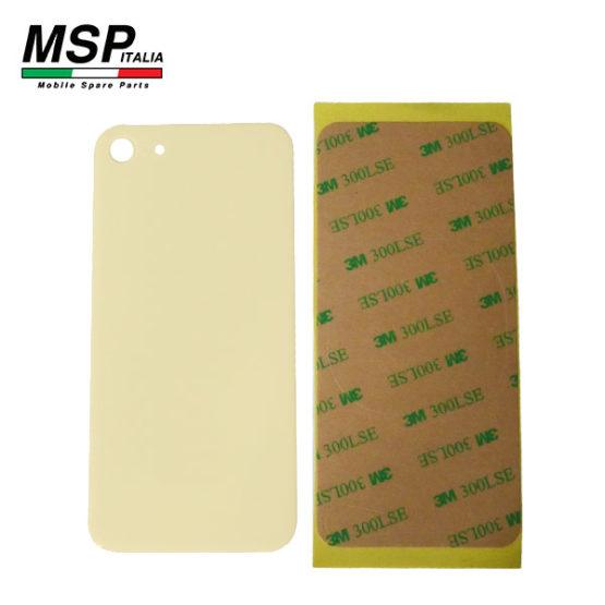 Vetro posteriore oro iPhone 8